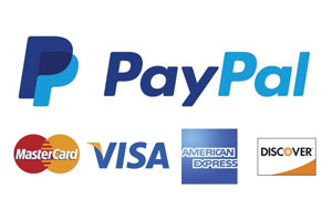 Paypal or Credit/Debit Card